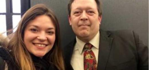 Manuela och Corey R. Cutler, grundare och partner i Cutler & Associates i Boston